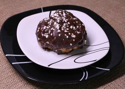 Еклер кръгъл шоколад