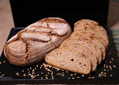 Хляб многозърнест ръжен