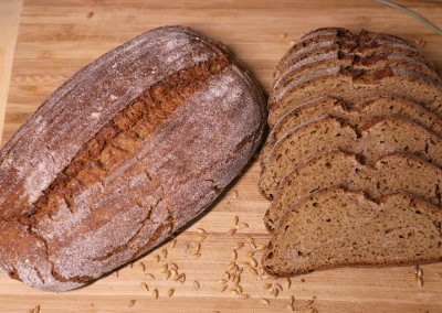 Хляб на 1000 години-100% лимец