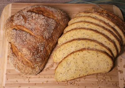 Хляб с чия семена