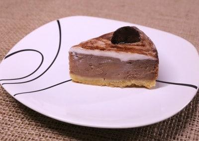 Чийзкейк шоколад парче