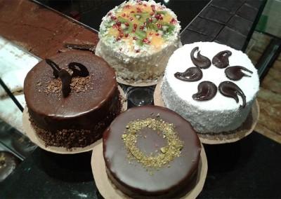 "Плодова торта,Шоколадова торта, Бял ""Гараш"", ""Гараш"", Торта ""Рафаело"""